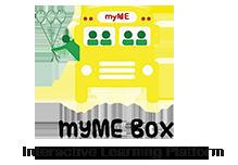 Myme box Logo